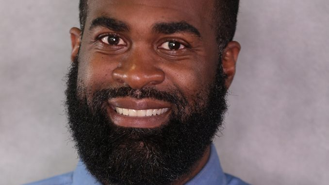 Royston Maxwell Lyttle, the principal for grades 1-3 at the Eagle Academy Public Charter School in Washington, D.C., says that boys and young men benefit from strong, Black male teachers who lead by example. (Eagle Academy Public Charter School)