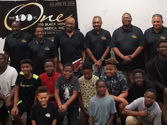 Consuming the 100 Black Men of the Inland Empire mentors in recent weeks has been getting the boys ready for their premiere production, a Black History Showcase last Saturday at Cal Baptist University.