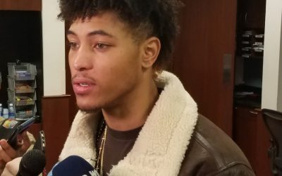 New Orleans native Kelly Oubre Jr. gives scholarships to 10 students: report