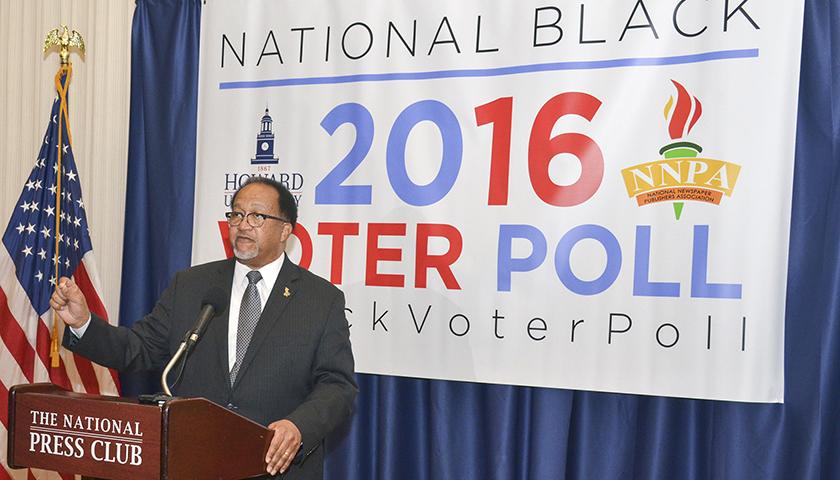 REPORT: HU/NNPA National Black Voter Poll 2016