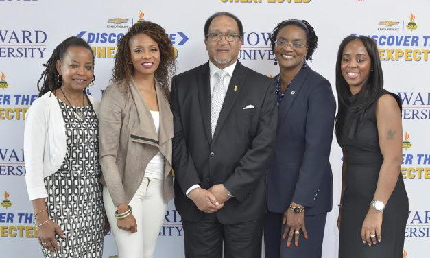 Partnerships: NNPA Drives with Chevrolet to Launch Historic Journalism Fellowship at Howard University