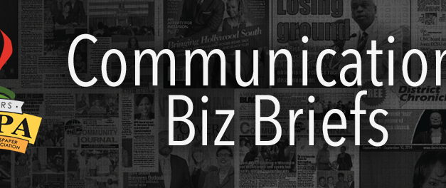 Communications Biz Briefs — Week of May 2, 2016