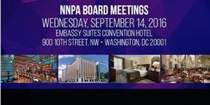NNPA 2016 September Board Meeting