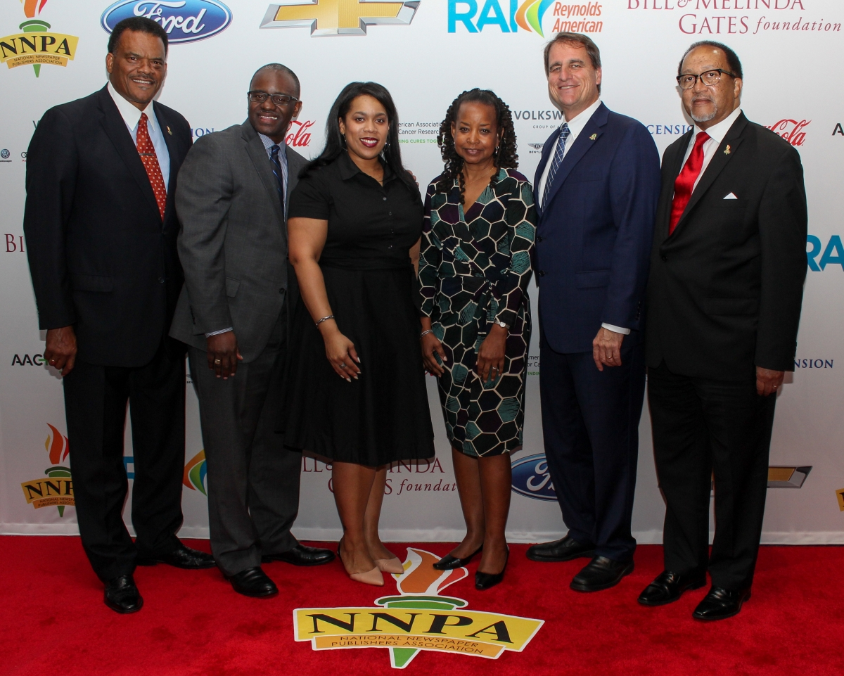 2017 NNPA Mid-Winter Conference Day 1