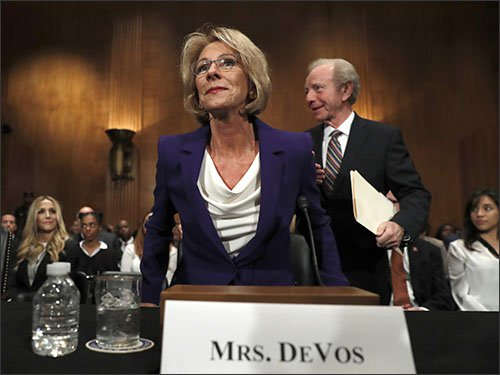 After Devos Vote Fight For Public >> Devos Survives Confirmation Battle But Her Agenda May Not Nnpa