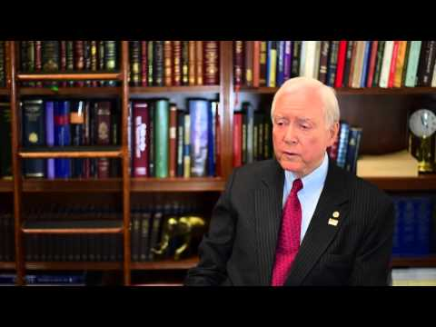 VIDEO: Senator Hatch on the Every Student Succeeds Act