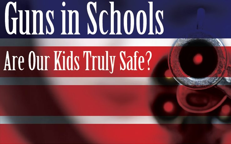 OPINION: Guns in Schools: Are Our Kids Truly Safe?