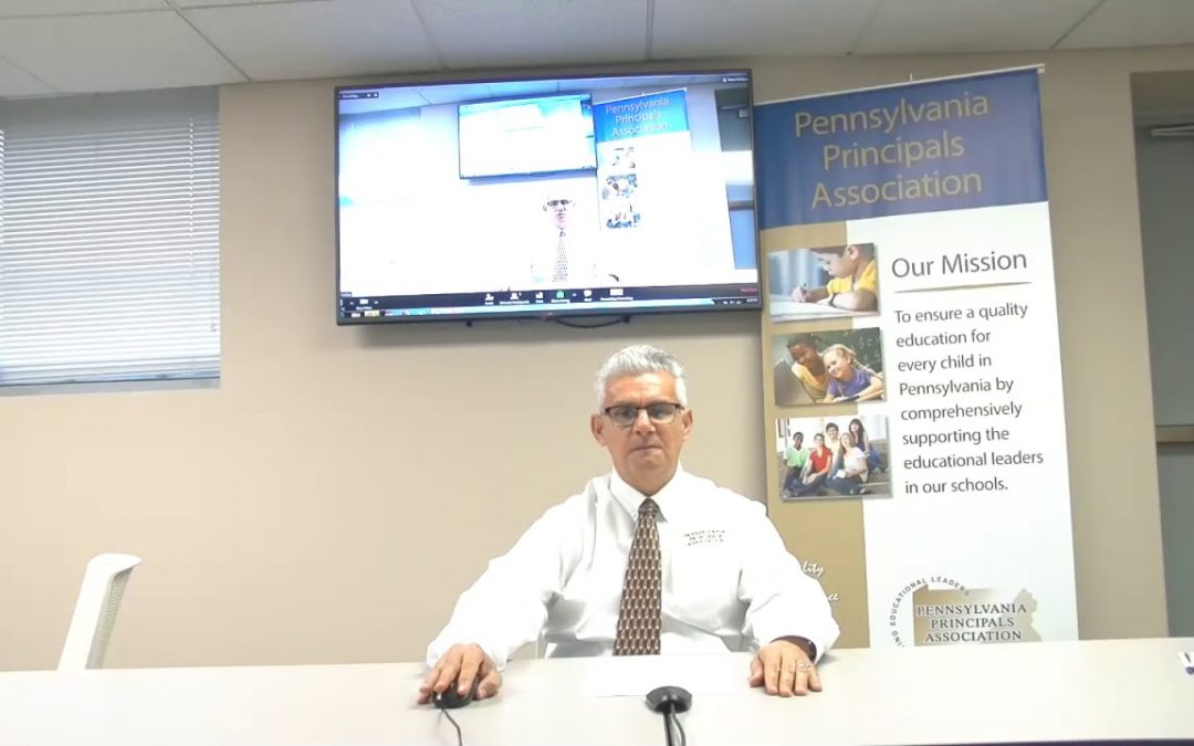 PA Principals Association Executive Director's Webinar on School Safety