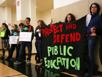 Political opposition to charter schools has been growing, both locally and nationally.