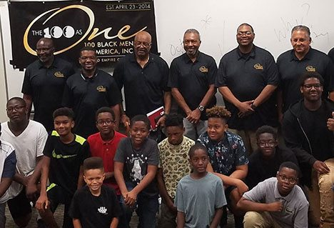 I.E. 100 Black Men Help Develop Youth