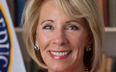 DeVos Seeks to Align Education Grants With Trump-Backed Economic Initiative
