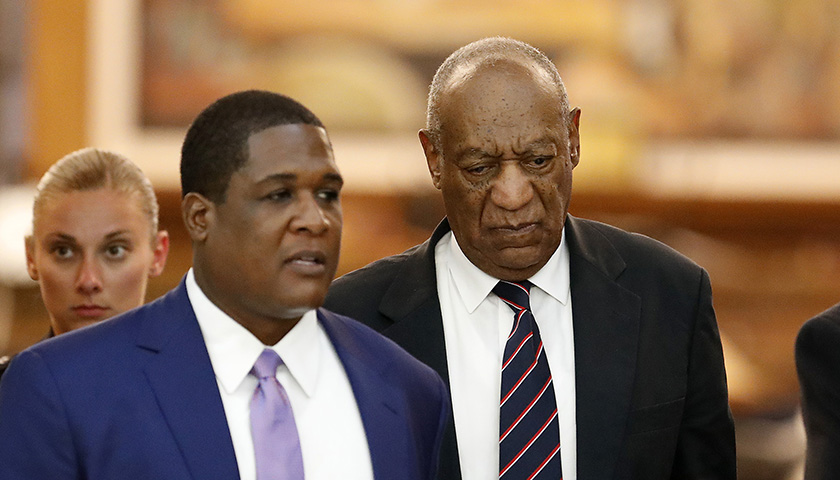Cosby Hires Michael Jackson's Former Lawyer