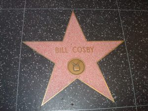 Photo 2: Bill Cosby's star on the Hollywood Walk of Fame/Wiki Commons