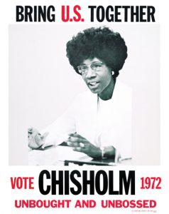 Shirley Chisholm presidential campaign, 1972