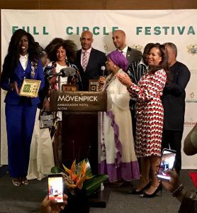 Photos from the Full Circle Festival in Ghana/Courtesy Photos