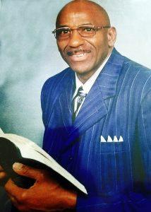 Rev. Elton Hymon