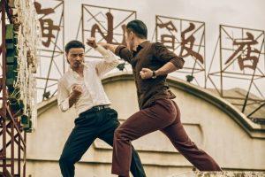 Jin Zhang and Xing Yu in Master Z The Ip Man Legacy