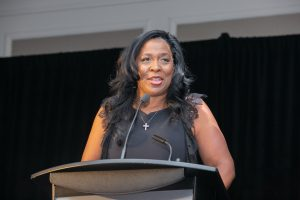 NNPA Chair and Houston Forward Times Publisher Karen Carter Richards
