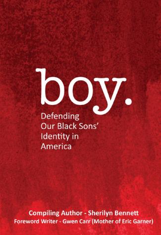 "Cover of book ""boy."" Credit: Sherilyn Bennett"