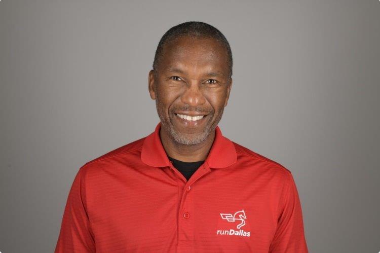 Tony Reed, co-founder of the National Black Marathoners Association